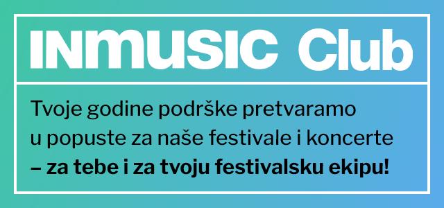Tvoje godine podrške pretvaramo u popuste za naše festivale i koncerte - za tebe i za tvoju festivalsku ekipu!