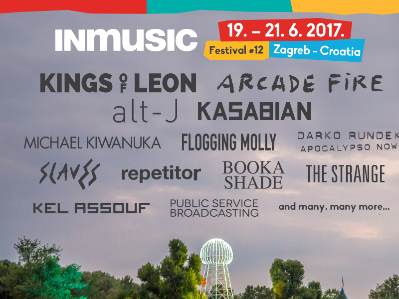 Nezapamćen interes za ulaznicama INmusic festivala #12!