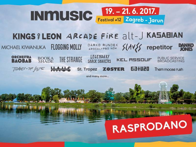 Rasprodan INmusic festival #12!
