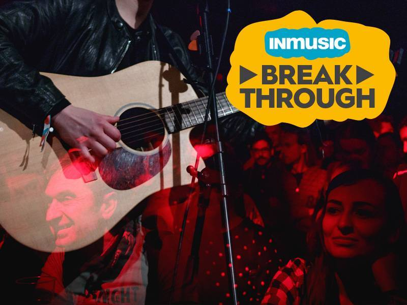 INmusic breakthrough 2019. – Zasviraj na glavnoj pozornici INmusic festivala #14