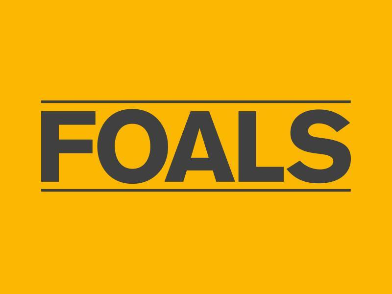 Foals set to headline INmusic festival #14!