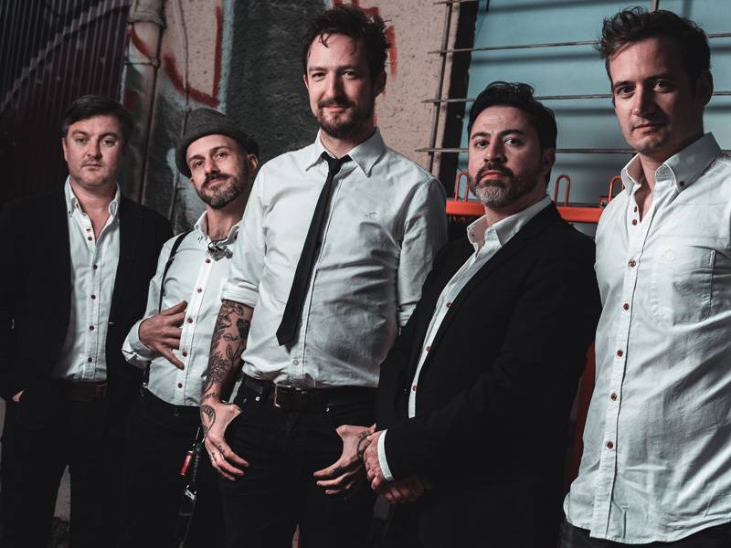 Frank Turner & The Sleeping Souls are coming to INmusic festival #14!