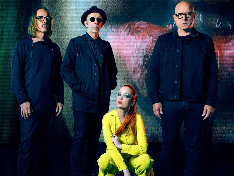 Garbage confirmed for their Croatian live debut at INmusic festival #14!