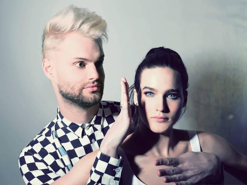 New York tropical house duo Sofi Tukker confirmed for INmusic festival #14!