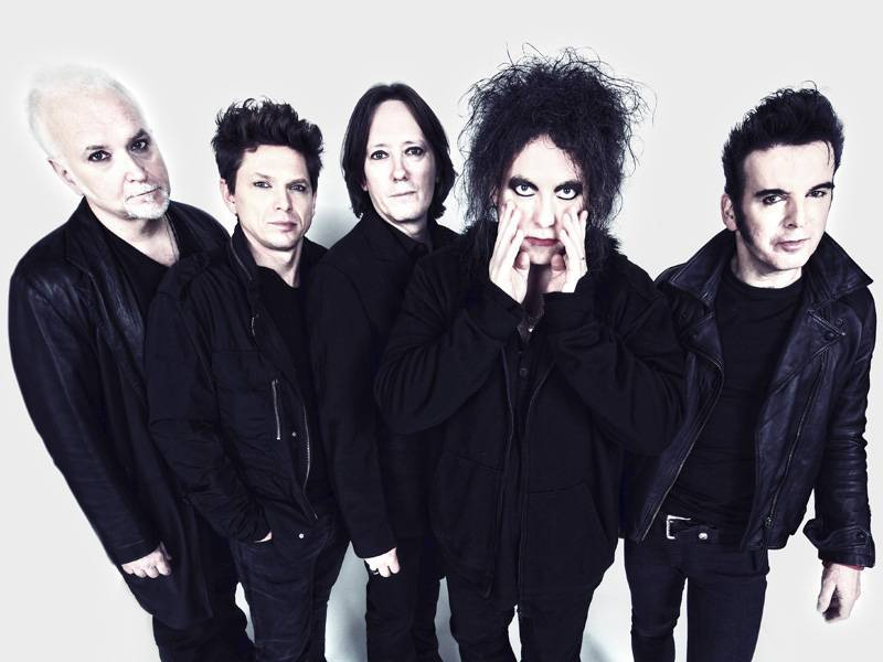 The Cure will headline INmusic festival #14!