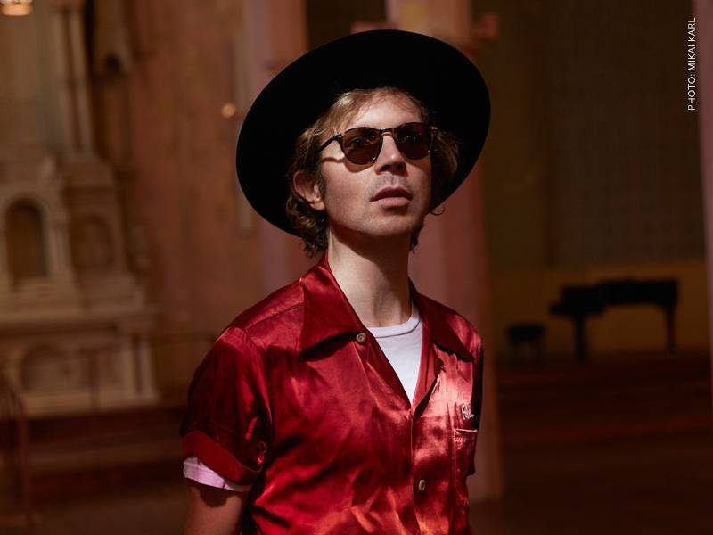 Beck confirmed to headline INmusic festival #15!