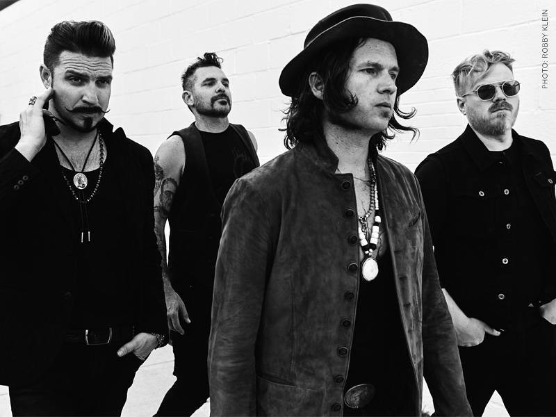 Rival Sons - the latest addition to the INmusic festival #15 line up!