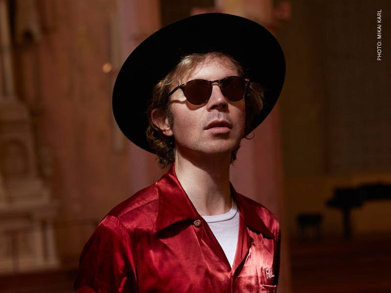 Beck confirmed to headline  the postponed INmusic festival #15 edition!