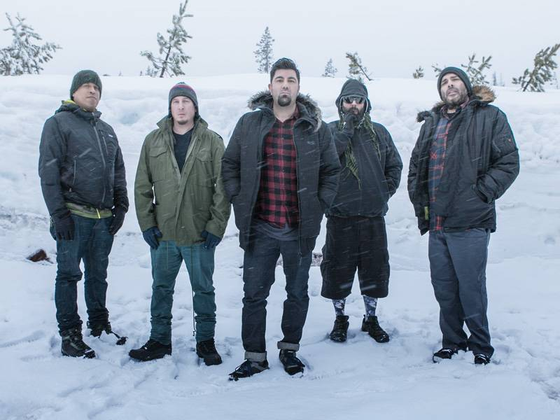 Deftones confirmed for INmusic festival #15 in June 2021!