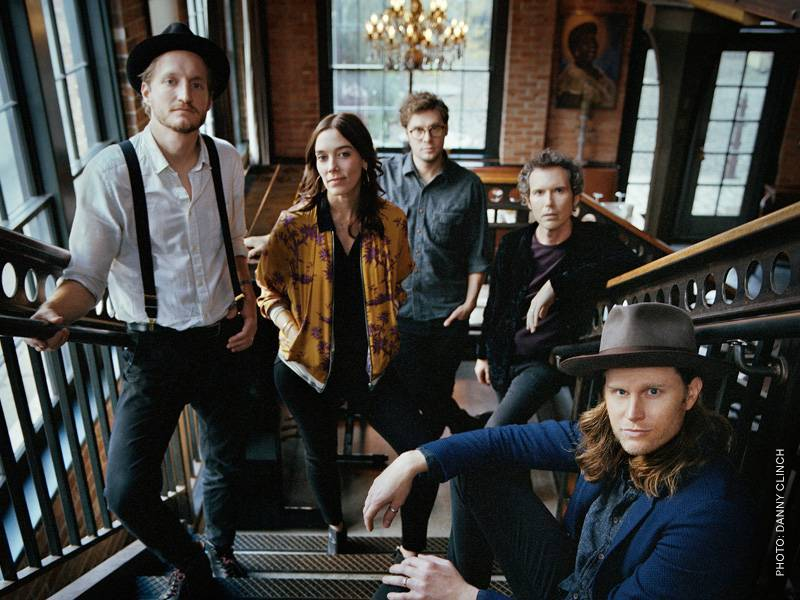 The Lumineers set to join the  postponed INmusic festival #15 line up!