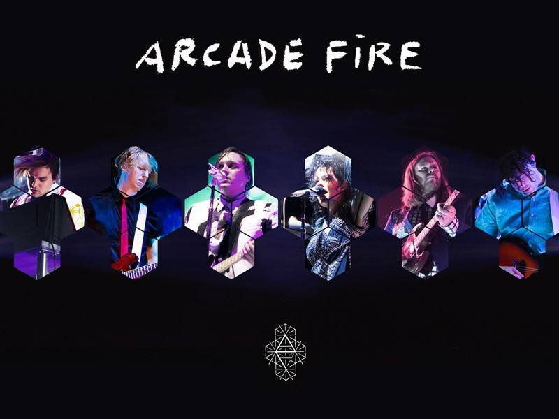 Arcade Fire set to headline INmusic #12!