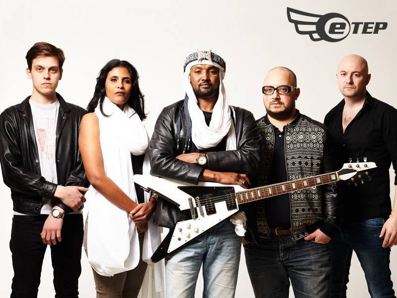 Belgijski pustinjski rockeri Kel Assouf dolaze na OTP World stage INmusica #12!