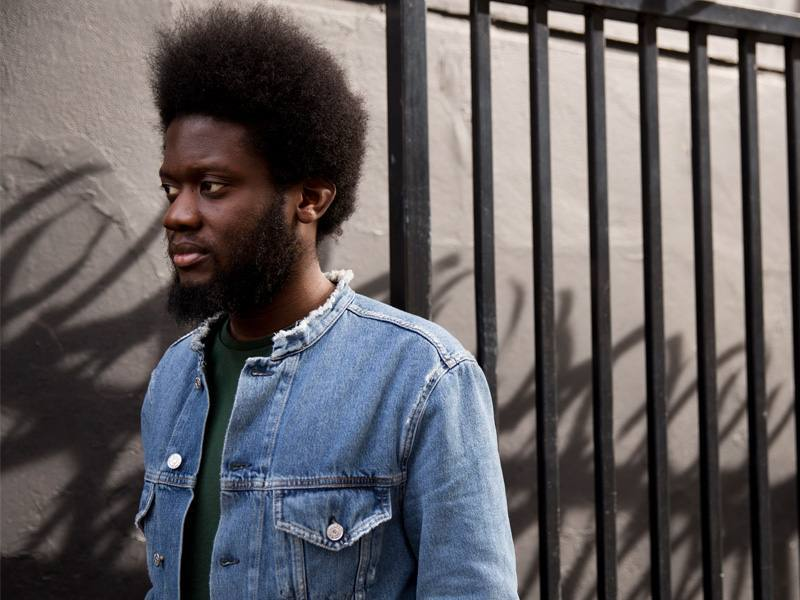 Young British singer-songwriter – Michael Kiwanuka will headline the OTP World Stage at INmusic festival #12
