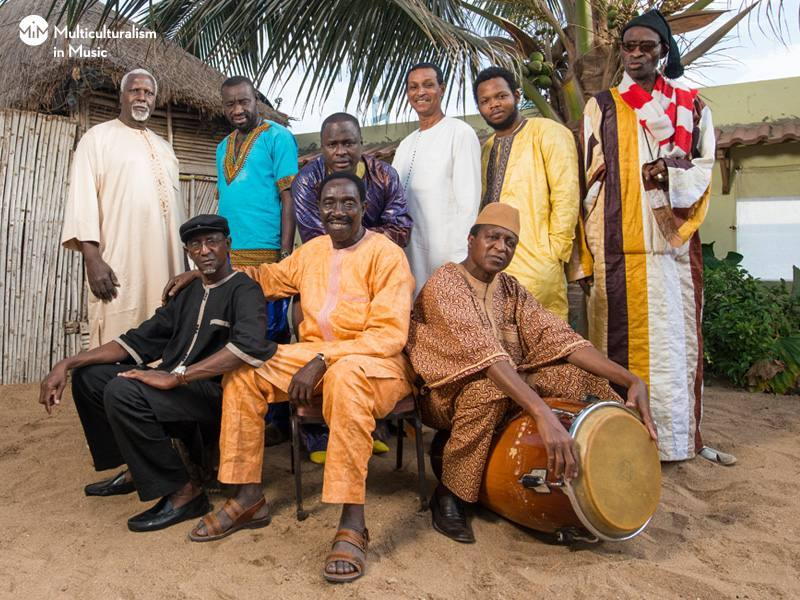 African icons, Orchestra Baobab join INmusic festival's line-up performing on the OTP World Stage!