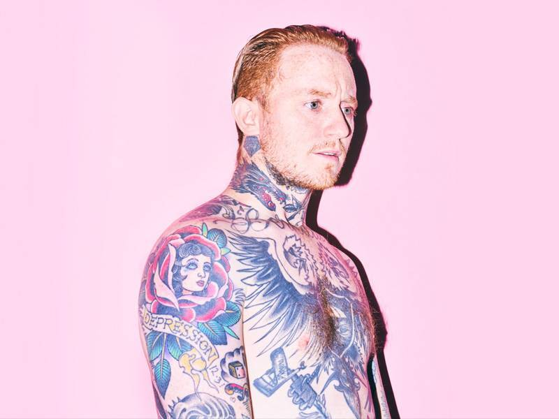 Frank Carter & The Rattlesnakes  are joining the line-up of INmusic festival #13!