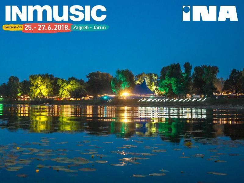 INmusic 2018: INA novi partner INmusic festivala #13