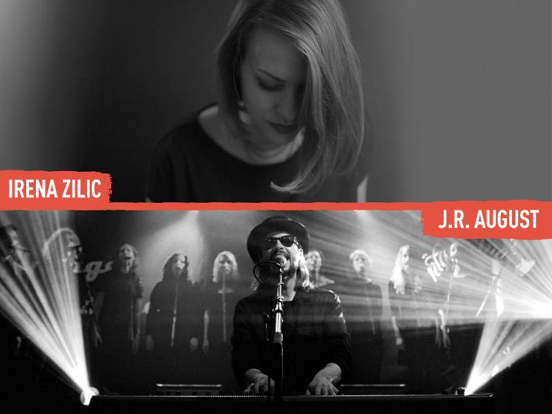Irena Žilić and J.R. August join the spectacular INmusic festival #13 line-up!