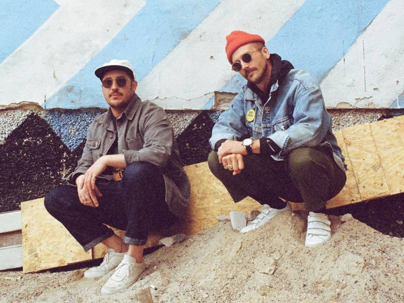 Portugal. The Man announced to headline the OTP World Stage at INmusic festival #13!