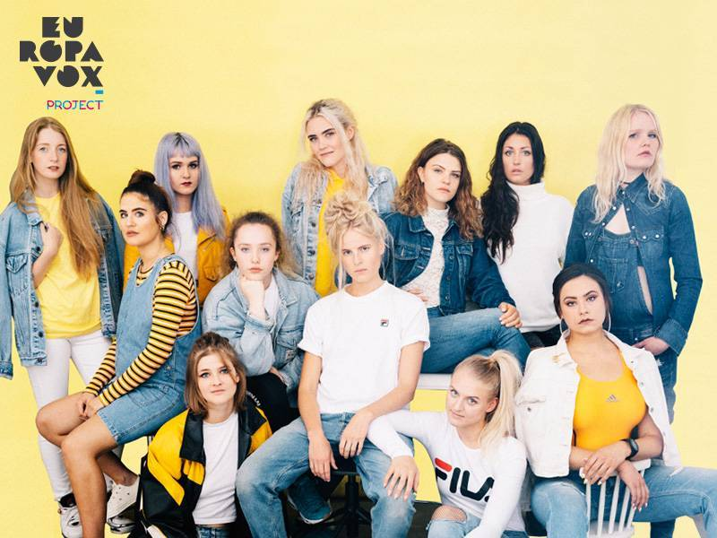 Icelandic femme hip-hop group Reykjavíkurdætur announced as the first Europavox act for INmusic #13!