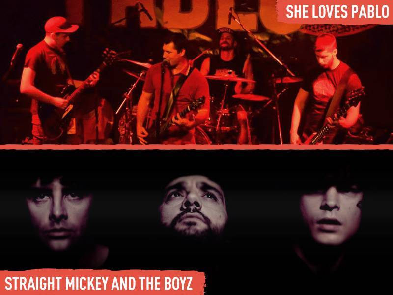 She Loves Pablo and Straight Mickey and the Boyz bring fiery noise to INmusic #13!