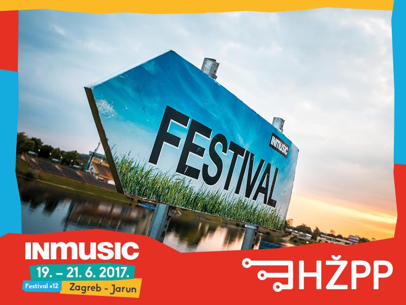 HŽ putnički prijevoz omogućava popust za posjetitelje INmusic festivala #12!