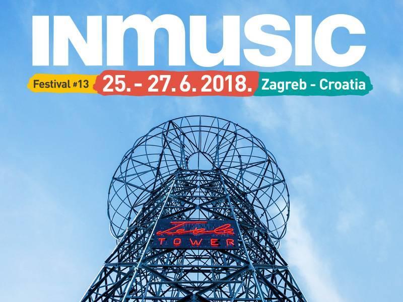 Press accreditation for INmusic festival #13