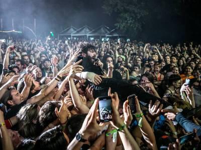 INmusic festival #14 otvoren energičnim koncertima najvećih svjetskih bendova!
