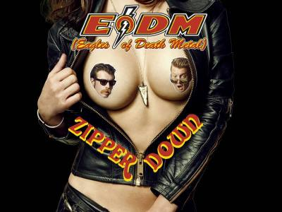 Energični EODM uskoro će uživo u Tvornici Kulture predstaviti 'Zipper Down'!