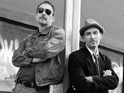 Ed Kuepper & Jeffrey Wegener