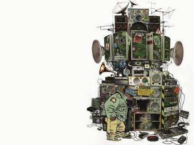 Gorillaz Sound System
