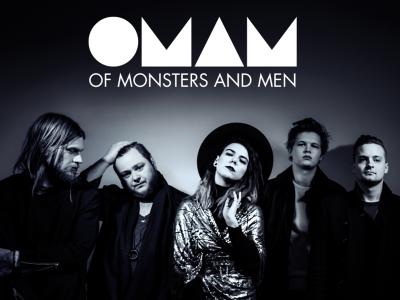 Of Monsters and Men na INmusic festivalu!