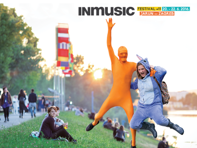 The most affordable tickets for INmusic #11 - until April the 15th!