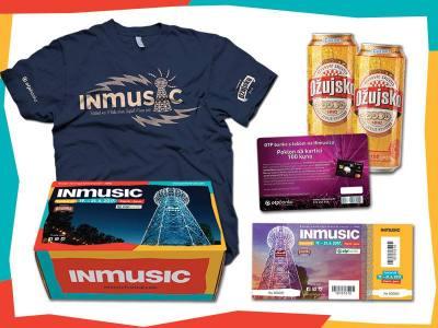 INmusic festival nastavlja suradnju s Ožujskim pivom  i OTP bankom! Blagdanski paketi od danas u prodaji!