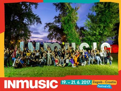 Objavljena potpuna satnica dvanaestog INmusic festivala!
