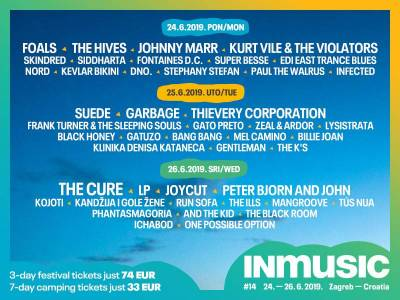 INmusic festival #14 full timeline announced!
