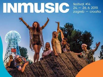 Press accreditation for INmusic festival #14