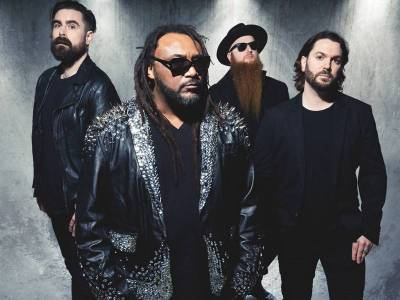 Skindred is the newest addition to the INmusic festival #14 line-up!