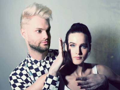 New York tropical house duo Sofi Tukker confirmed for INmusic festival #14!