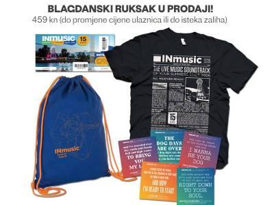 INmusic blagdanski ruksak 2020. u prodaji!