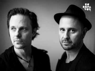 The legendary Berlin-based duo Booka Shade to headline INmusic festival's Hidden Stage!
