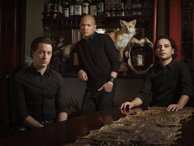 Canadian rockers Danko Jones join the INmusic festival #12 line-up!