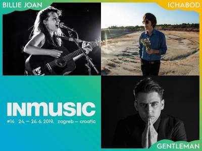 Kantautorske snage Billie Joan, Gentleman i Ichabod nova imena INmusica #14!