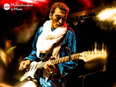 Bombino, the African guitar hero, is the first world music name of INmusic festival #13!