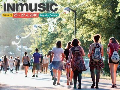 Sve je spremno za INmusic festival #13! Zbog nove regulacije prometa na Jarunu bit će pojačan javni prijevoz!