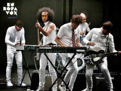 General Elektriks are bringing the funk to INmusic festival #13!