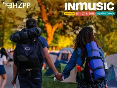 HŽ putnički prijevoz osigurava popust posjetiteljima INmusica #13! Posljednjih 900 ulaznica za INmusic #13 u prodaji – festival uskoro rasprodan!