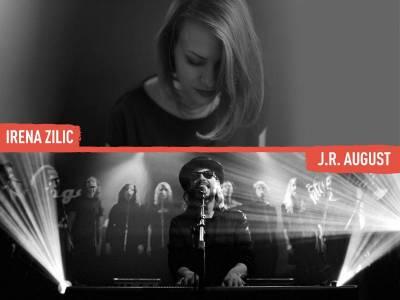 Irena Žilić i J.R. August pridružuju se spektakularnom line-upu INmusic festivala #13!