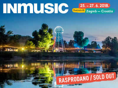 INmusic festival rasprodan je drugu godinu za redom! Poznati datumi 14. izdanja INmusic festivala u 2019. godini!