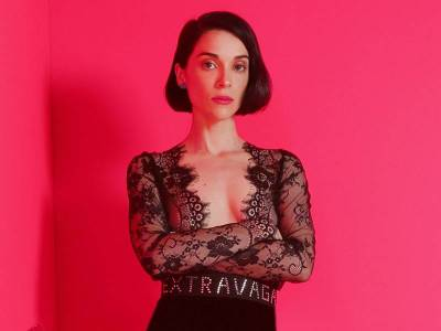 St. Vincent announced as the newest addition to  the INmusic #13 festival line-up!