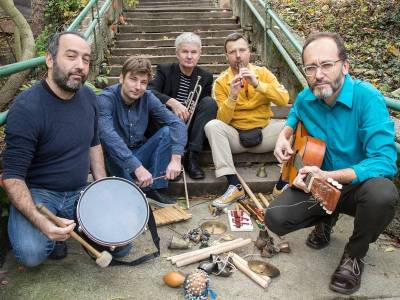Kultni zagrebački bend Šumski prvo ime Balkan stagea na  INmusic festivalu #13!